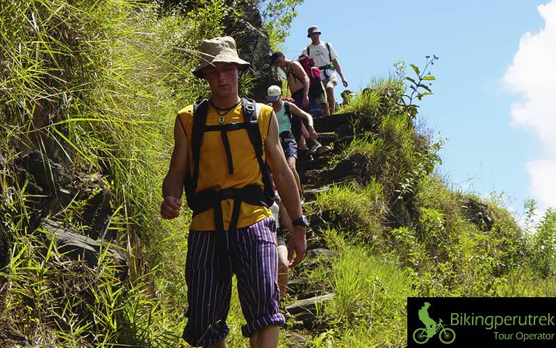inca trail to machupicchu cusco peru