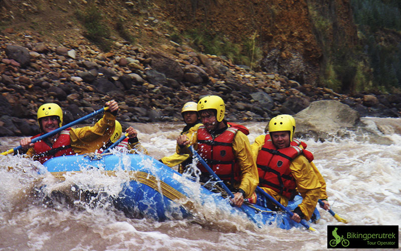 rafting cusco