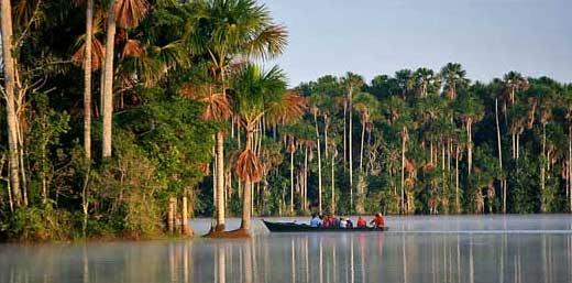 Sandoval lake tours