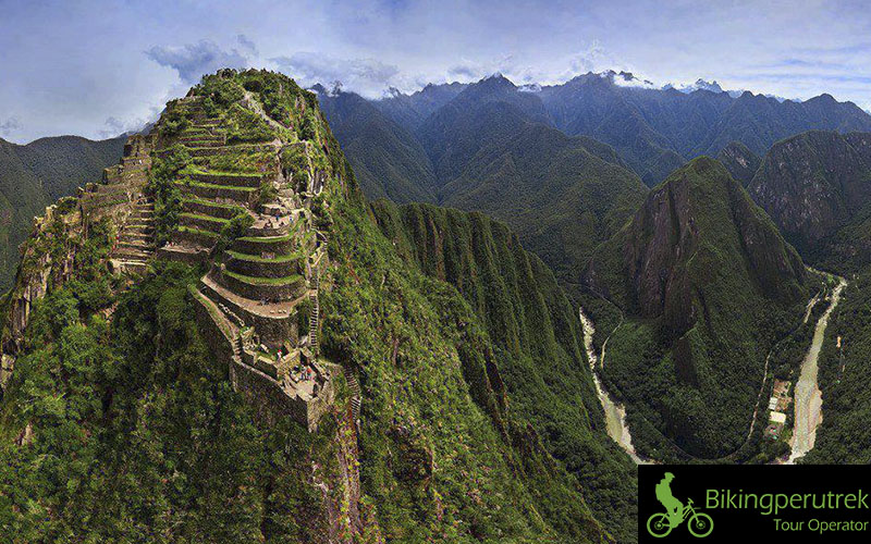 Survival Jungle Trail Machu Picchu