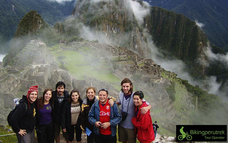 INCA JUNGLE TRAIL 3 DAYS CUSCO