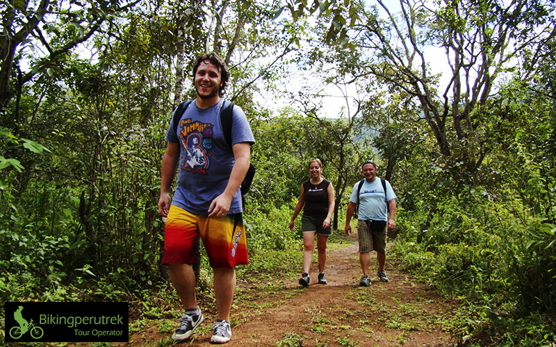 INCA JUNGLE TRAIL 3 DAYS