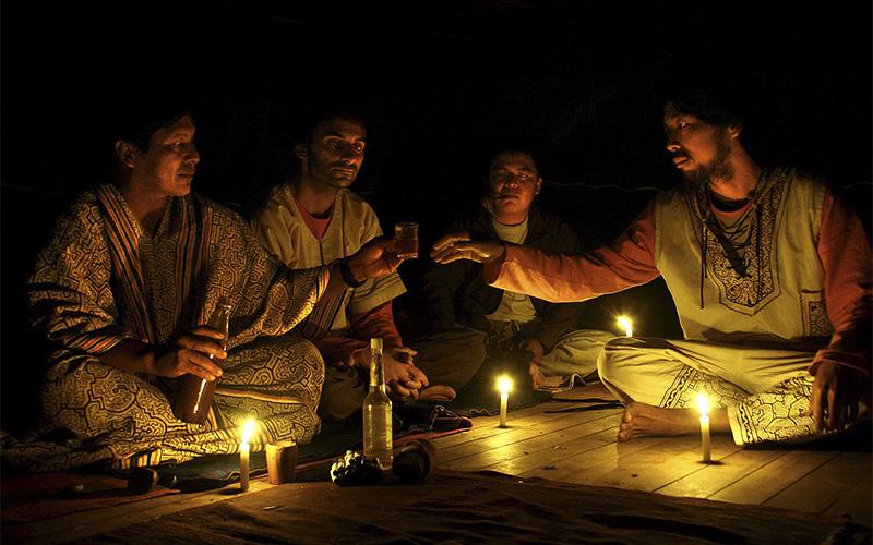 Ayahuasca rituals cusco