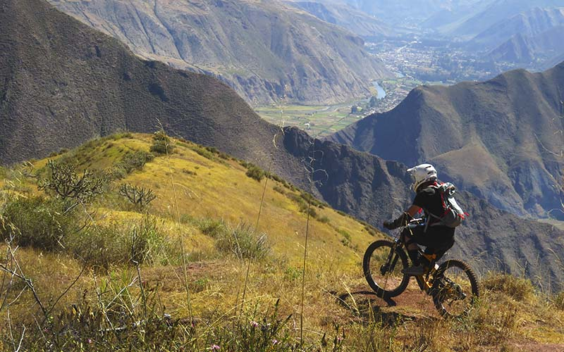 sacred valley downhill