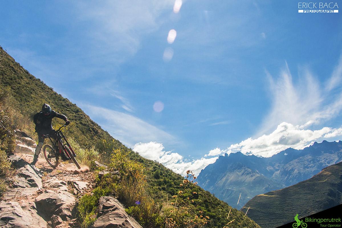 Drift sacred valley downhill tour