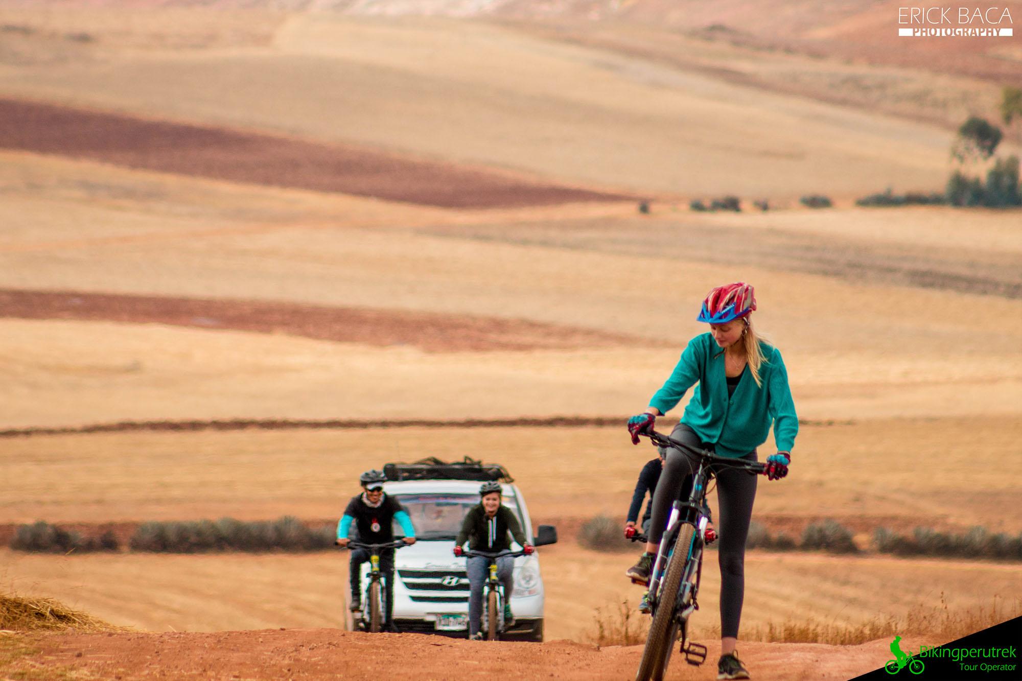 mountain bike maras cusco
