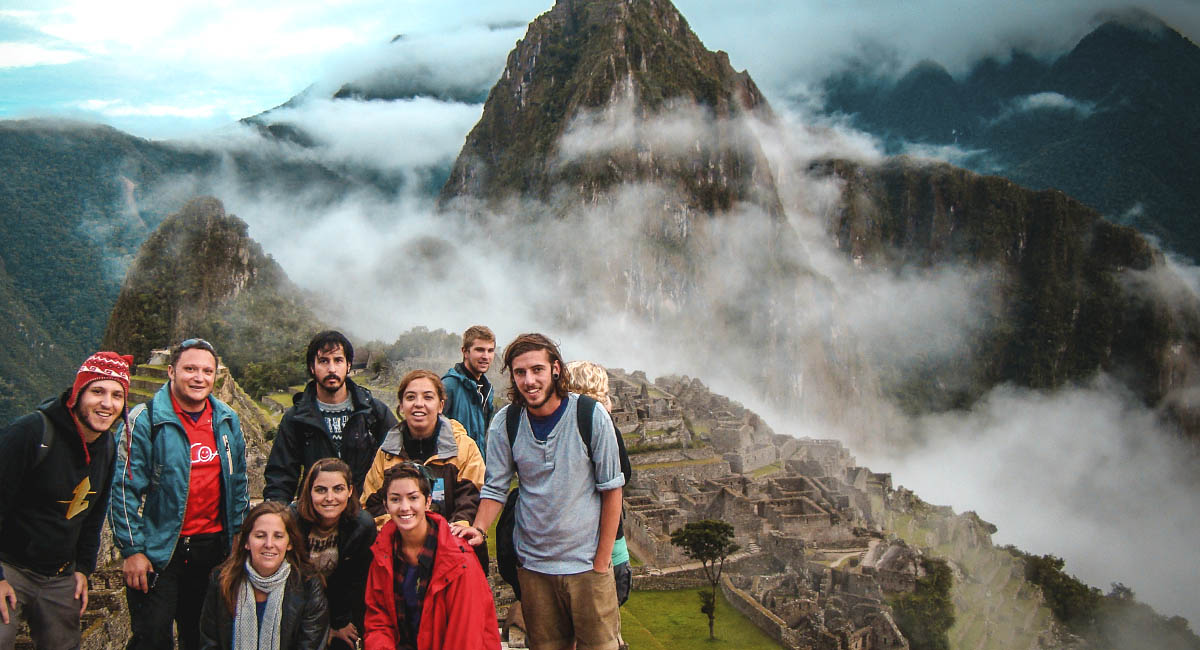 machu Pichu jungle
