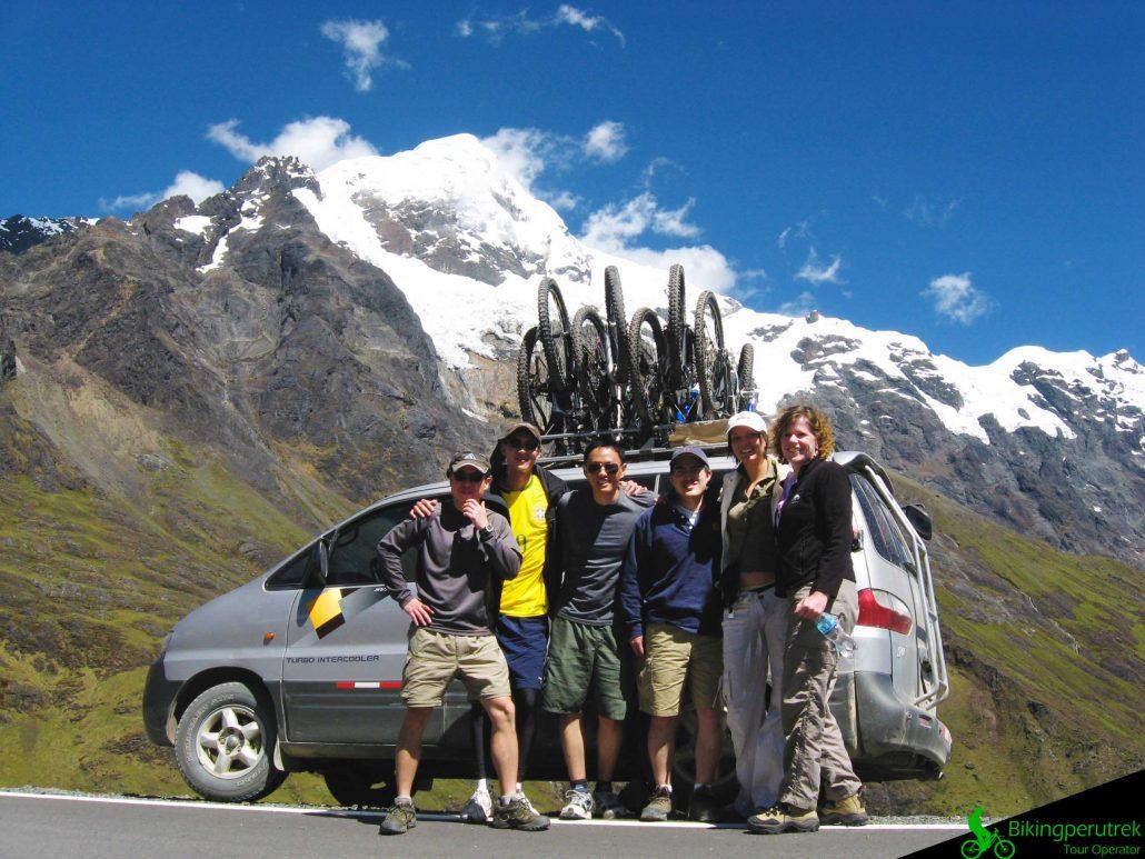 Inca jungle to mapi