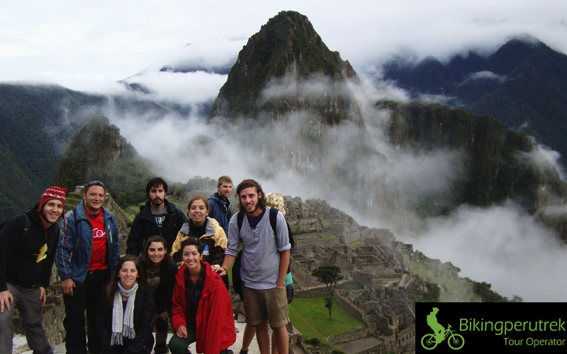inca trail to machupicchu soud american trek