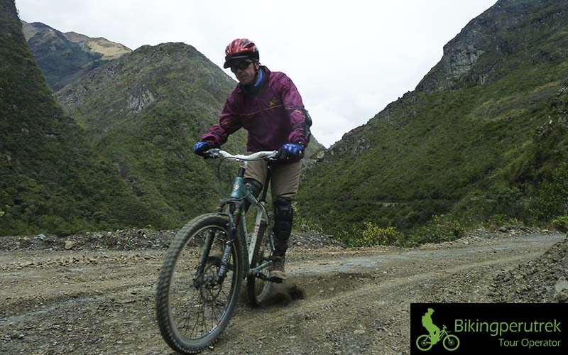 mountain bike lost inca jungle