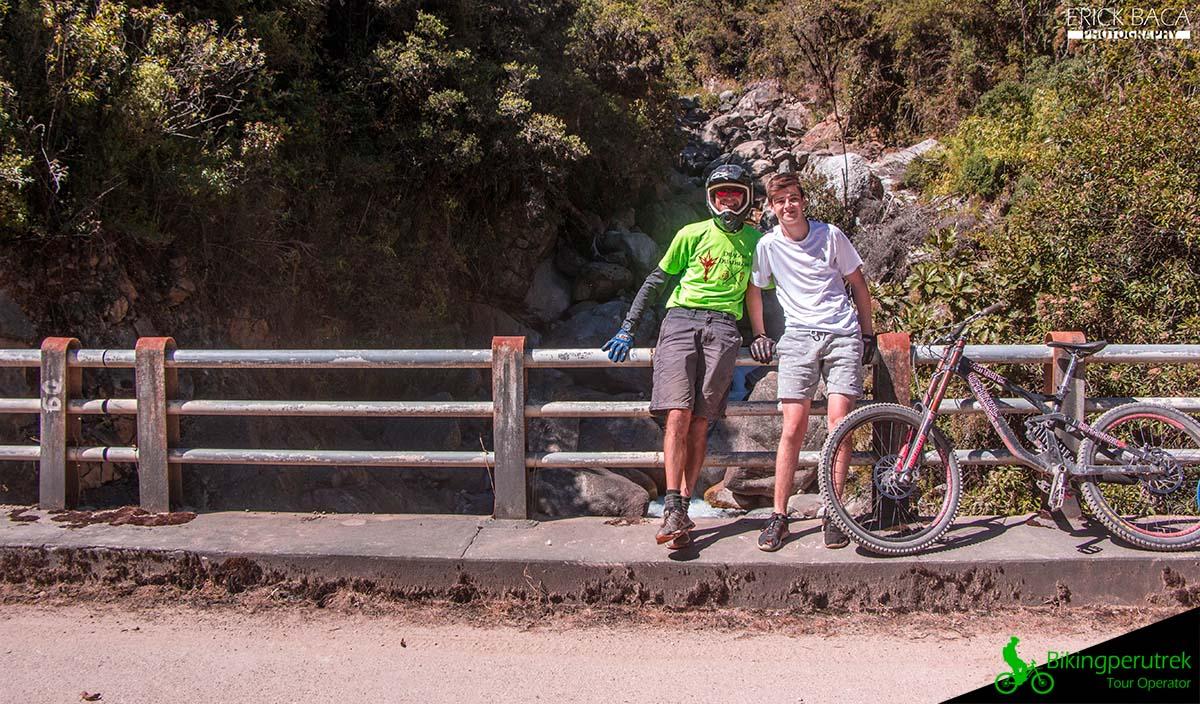 enjoy mountain bike ocobamba
