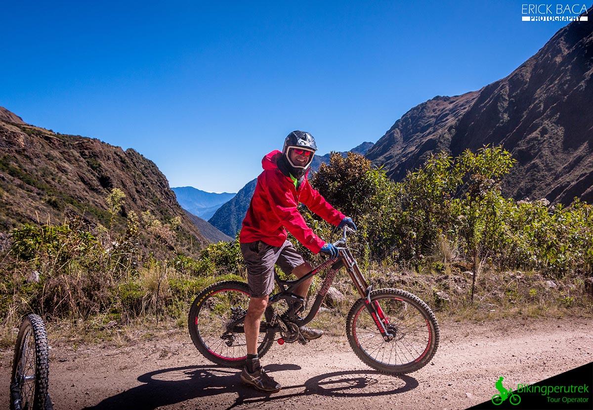 mountain bike ocobamba