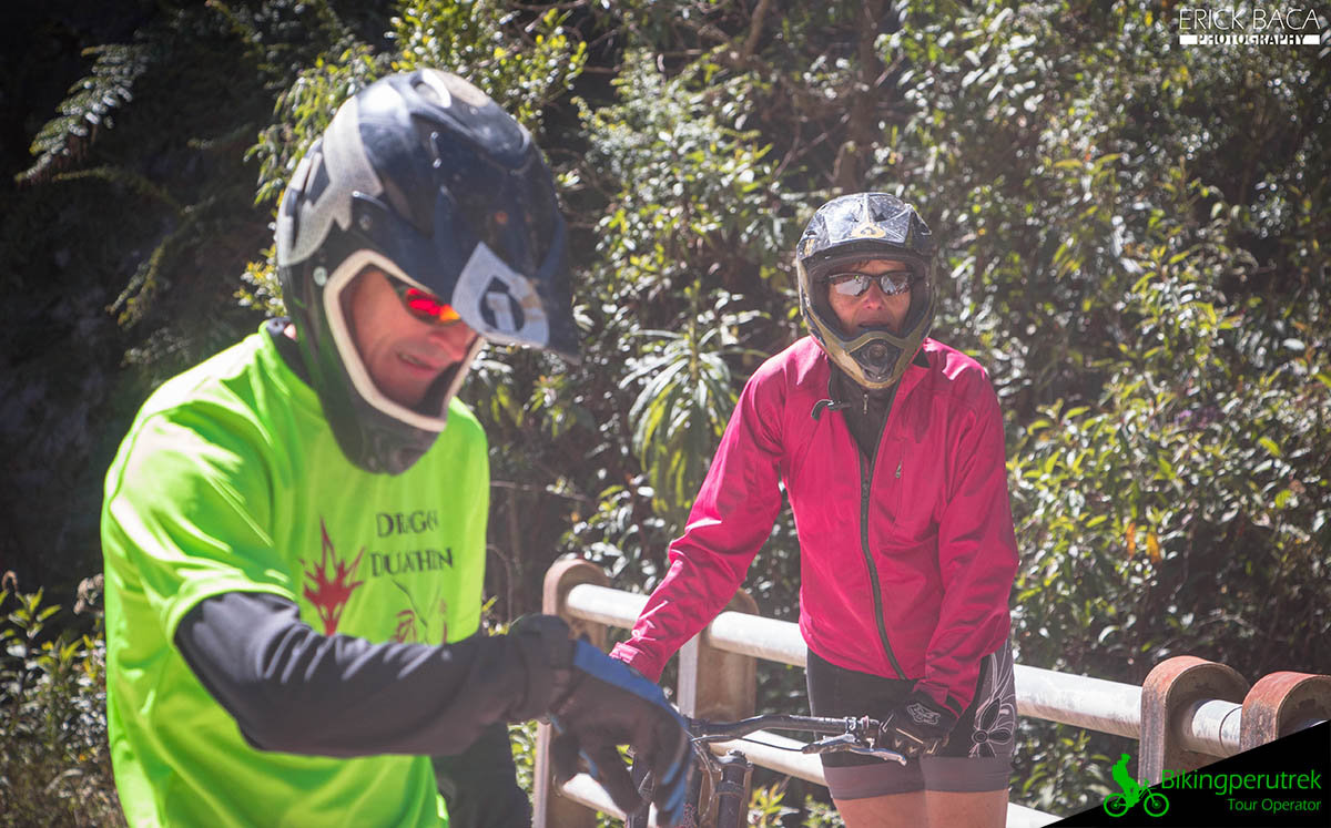 ountain bike cusco jungle ocobamba